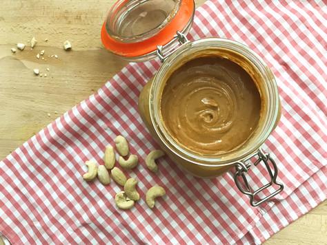 2 Ingredient Nut Butter
