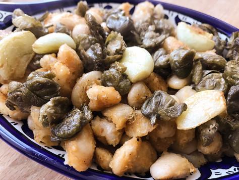 Caper Butter-Beans