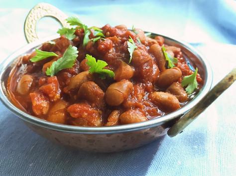Quick Smokey Beans