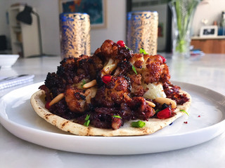 Cauliflower Musukhan