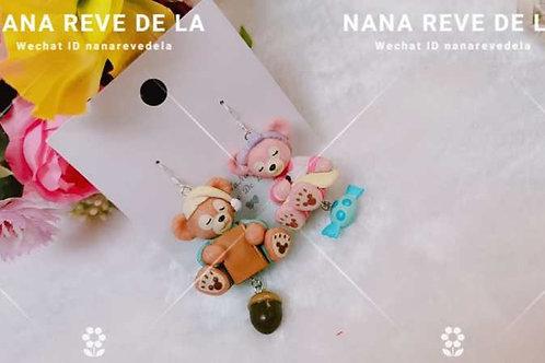 NaNa 3D Earring