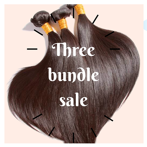 Three Bundle Deals