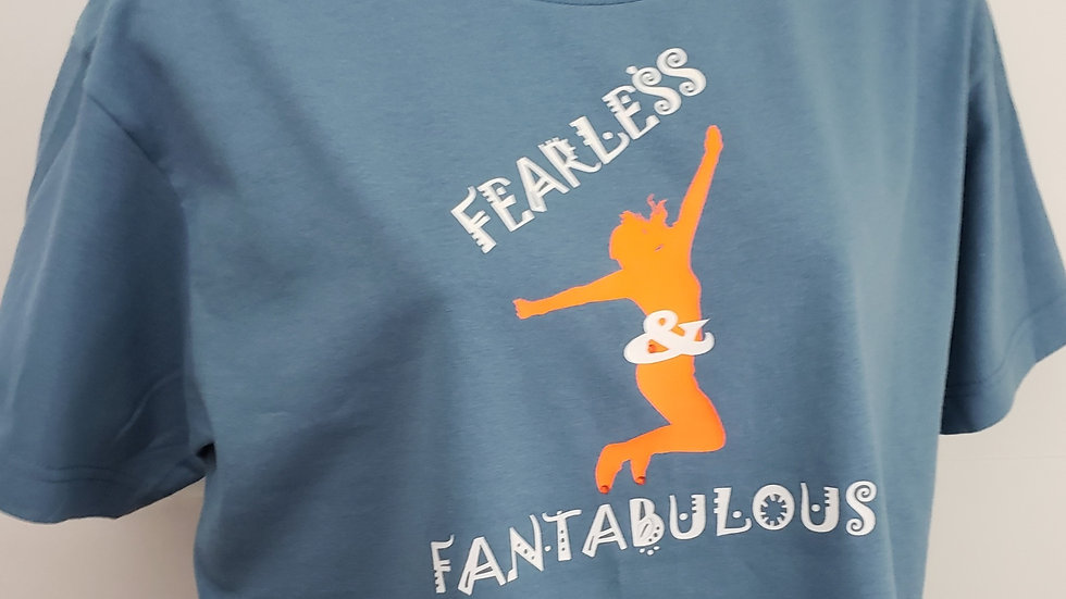 T-Shirts - Fearless