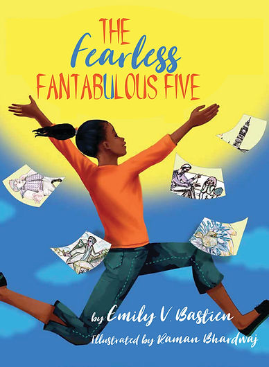 Emily Book - Fearless Fantabulous Five-