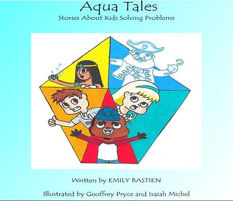 Aqua Tales on Amazon and Kindle