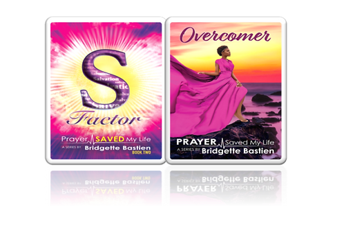 S-Factor and Overcomer Books Bundle