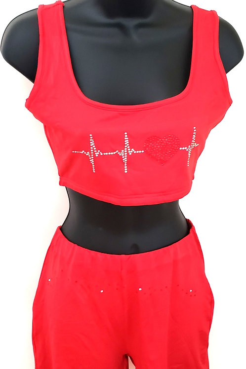 Inspired Sports Wear (Red)