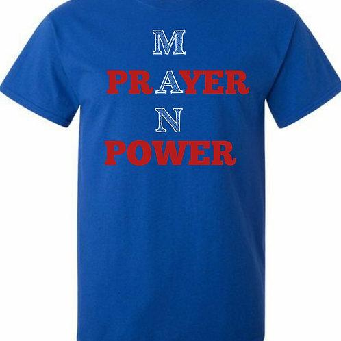 Men Who Pray - ADULT T-Shirt