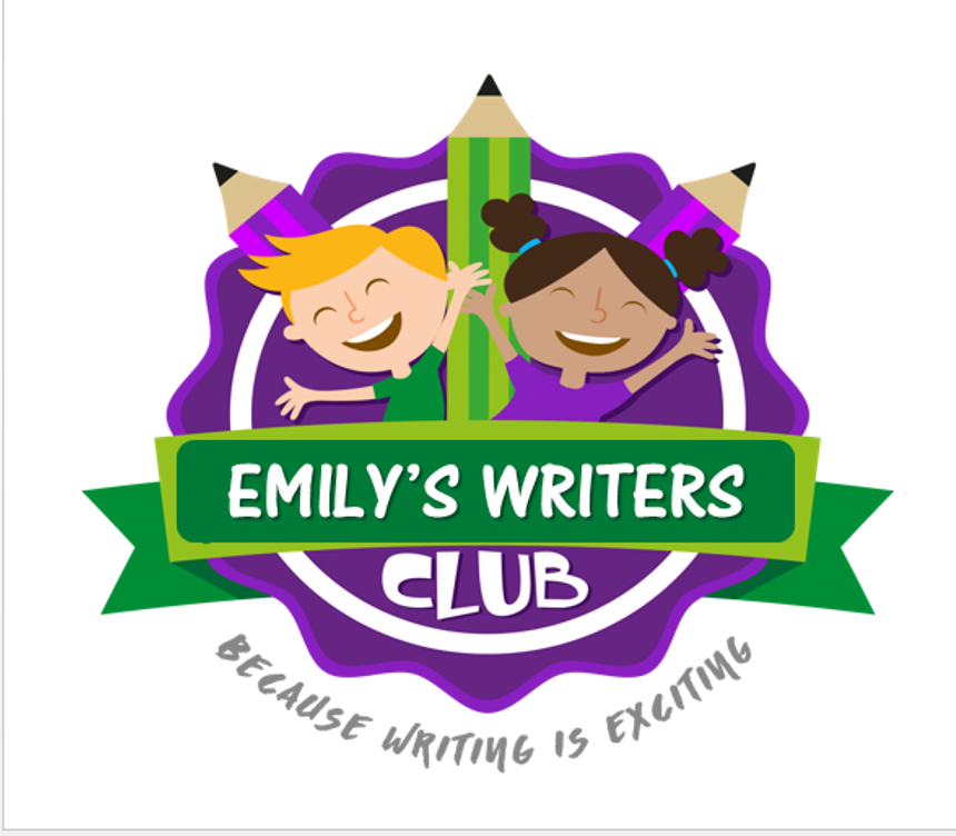 Emily Writers Club Logo #2