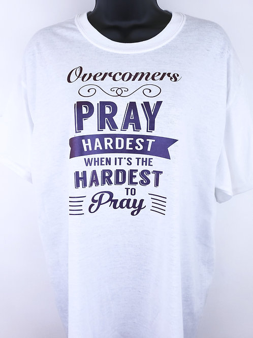 Overcomer ADULT T-Shirt