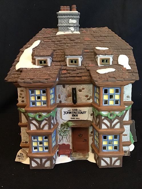 Department 56: Dickens Village Sir John Falstaff Inn