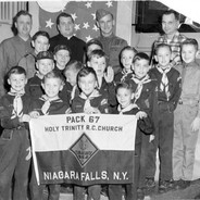 HT Cub Scouts Pack 67 1960s