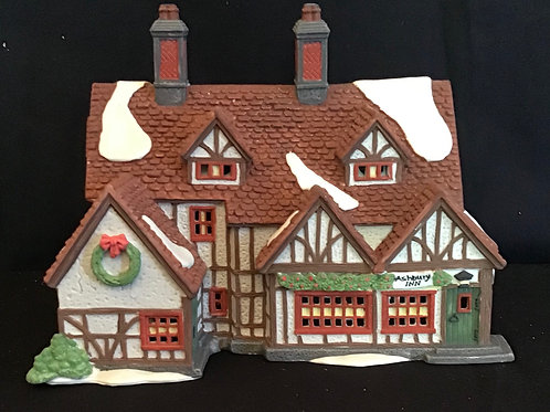 Dept 56 (#012) Ashbury Inn