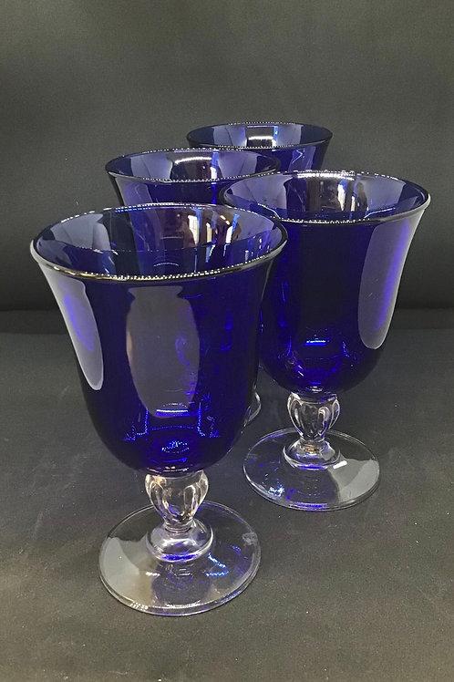 Vintage Water Goblets (#61)