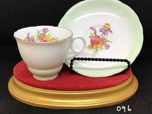 Royal Stanford Tea Cup and Saucer (096)