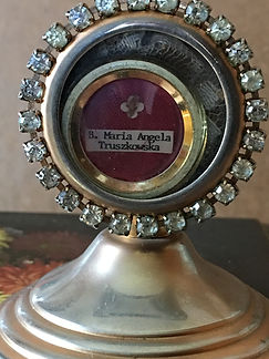 Blessed Mary Angela relic