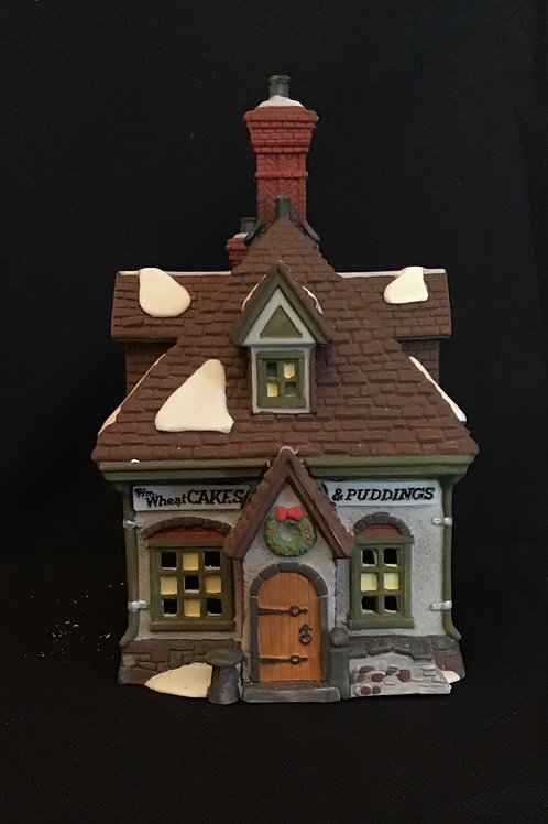 Dept 56 (#032) WM Wheatcakes & Pudding