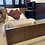 Thumbnail: Dressing Table/Vanity with Bedframe (F564)