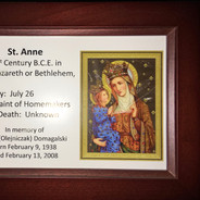 St. Anne's Room