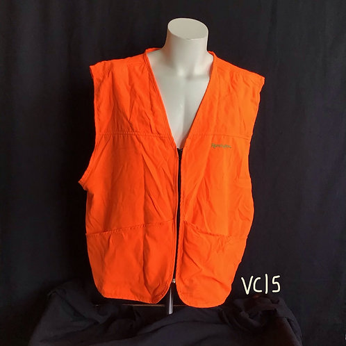 Remington Hunting Vest, Size: XL (VC15)