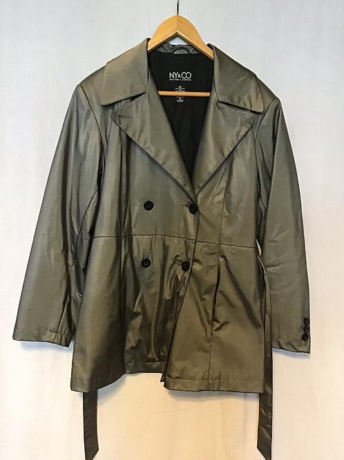 NY&Co. Fall Jacket, Size Small (VC35)