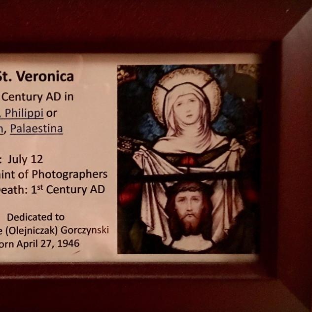 St Veronica's Room