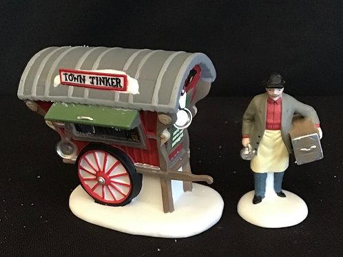 Department 56: Town Tinker