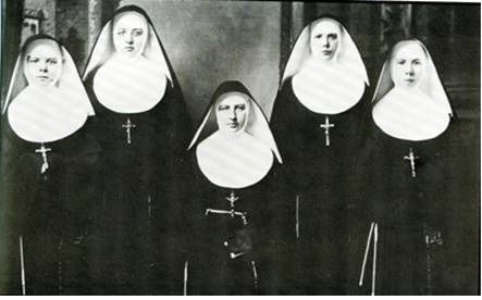 The Five Original Sisters of the Francis
