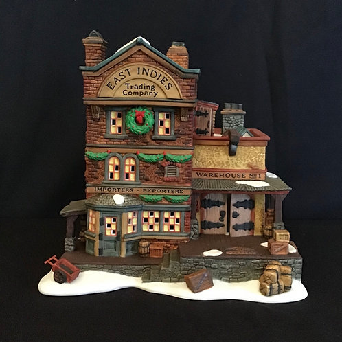 Department 56: Dicken's Village East Indies trading Co.