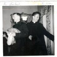 Fr Richard and Fr. Casmir