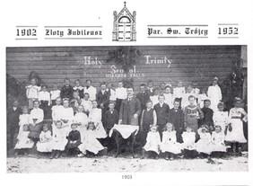 Holy Trinity School 1902