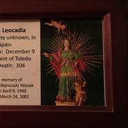 St Leocadia's Room