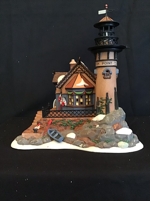 Department 56: Lyndon Point Tower, Retired 1999