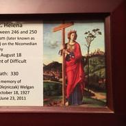 St Helena's Room