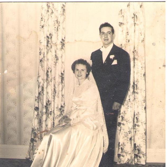 Mr and Mrs Joseph Drylewski wedding