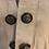 Thumbnail: Beige Jacket by Roz & Ali, Size: Large (VC66)
