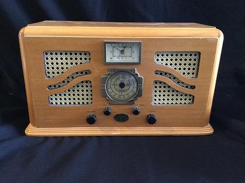 Vintage Radio/Clock/Cassette