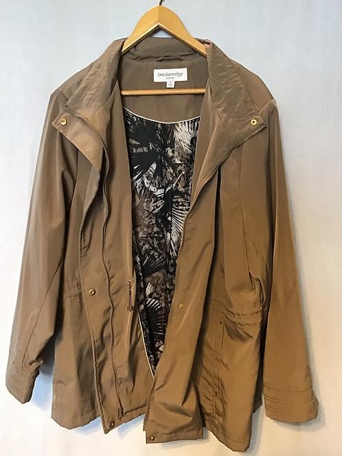 Breckinridge Women's Jacket, Size 3X (VC36)