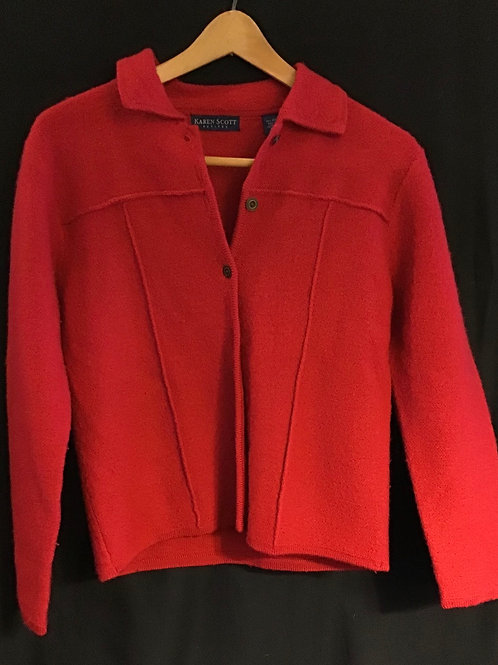 Fall jacket by Karen Scott, Size: PS (VC69)