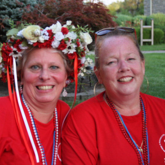 Vicki and Cindy, Committee Members