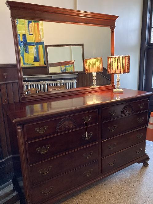 Dresser with Mirror (F506)