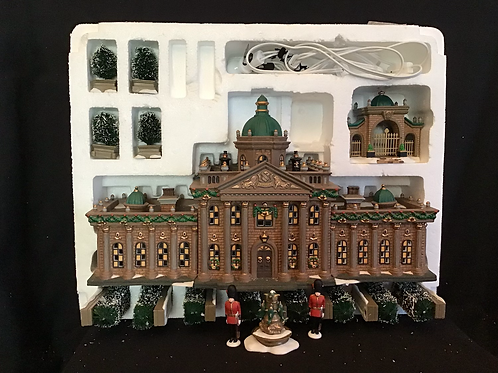 Department 56: Dickens Village Ramsford Palace