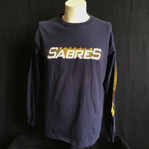 Buffalo Sabres, Crew Neck, Long Sleeve (VC01)