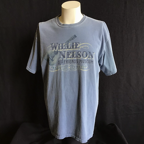 Willie Nelson T-shirt (VC04)