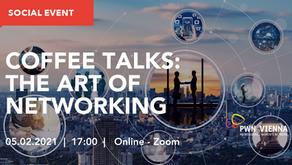 PWN Vienna Coffee Talks: The Art of Networking