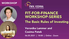 Fit-for-Finance Workshop Series Part 1