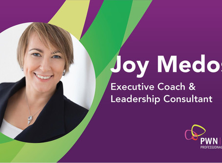 Leadership in a Changing World – Webinar with Joy Medos
