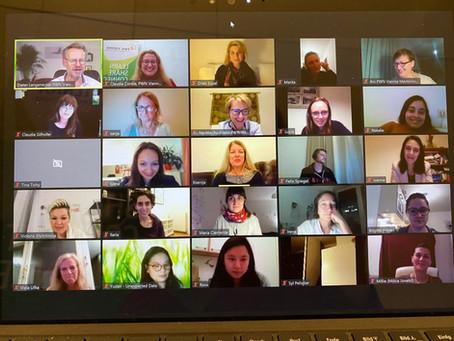 Meet Your Mentor: Kick-off of PWN Vienna Mentoring Program 2020/21