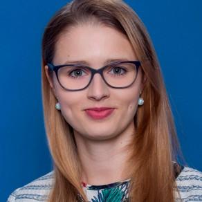 Marta Obszanska, Mentee Coordinator