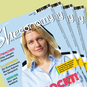 Special Offer for Members: Get a free copy of SHEconomy Magazine